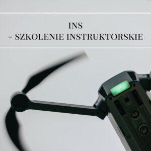 Szkolenie lotnicze INS – Instruktor UAVO w Łodzi