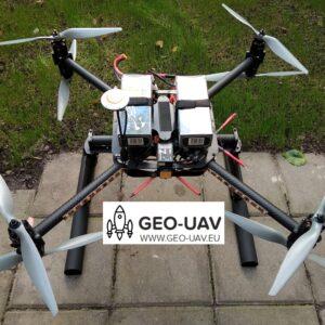 Podniesienie kwalifikacji – dron do 25kg