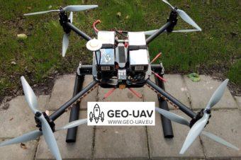 Nowy dron przemysłowy