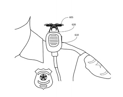 dron dla sluzb mundurowych od amazona